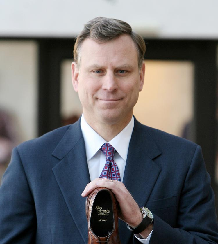 CEO Paul Grangaard will stay with Allen Edmonds under new ownership even though he previously worked for the previous owner.