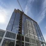 833 East takes its place in the downtown skyline: Slideshow