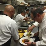 Super Bowl Packers, celebrity chefs highlight event to raise 'gold' to fight cancer: Slideshow