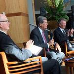 <strong>Ruckelshaus</strong>, Daschle, Lott lay out a blueprint for civility to get America 'unstuck'