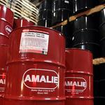 Who is Amalie Oil?
