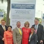 All aboard! SunRail kicks off southern extension