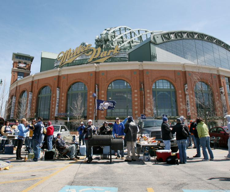 The Milwaukee Brewers' popularity with fans slipped in a recent Harris poll.