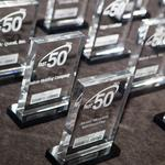 Fast 50 2015: Images from a sometimes rowdy awards event (slideshow)