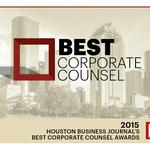 HBJ announces 2015 Best Corporate Counsel winners