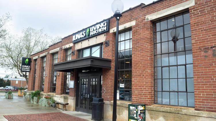 lunas living kitchen is located at atherton mill in charlotte - Living Kitchen Raleigh
