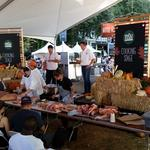 Organizers celebrate huge crowds, new ideas for farm-to-fork festival