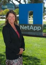 Jan Stewart, Top Giving Officer, NetApp Inc. No. 40: $820,295 given in 2012 to Bay Area-based charities.