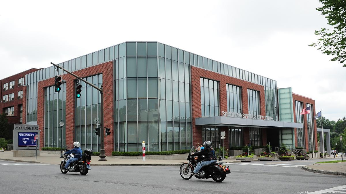 Saratoga springs ny convention center poised to win for Ny city parking garages