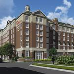 Hotel project underway in SouthPark