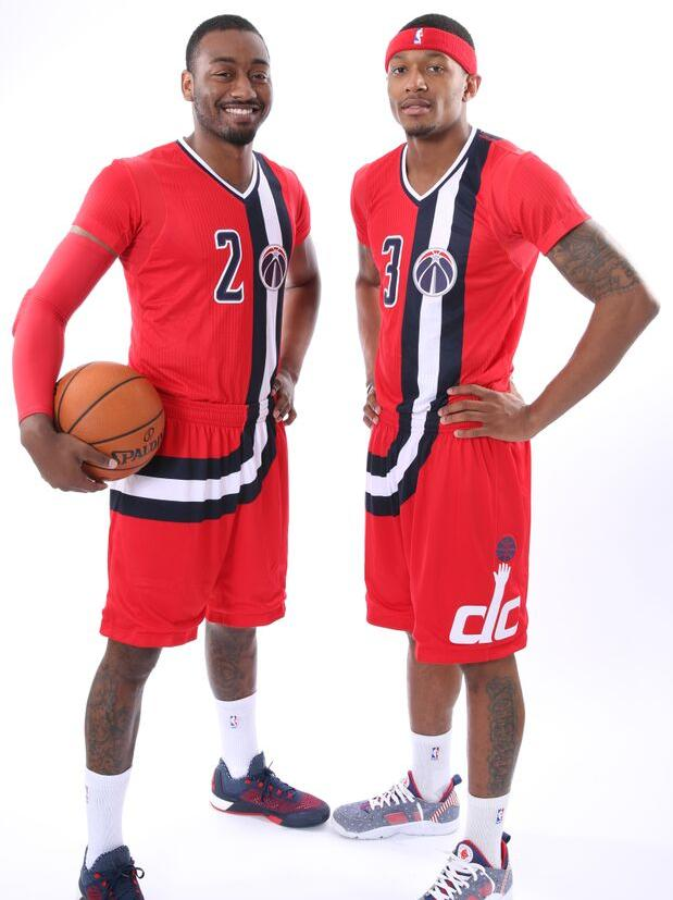 the latest 3df0c f9aa6 The Washington Wizards will wear 'Baltimore Pride' jerseys ...