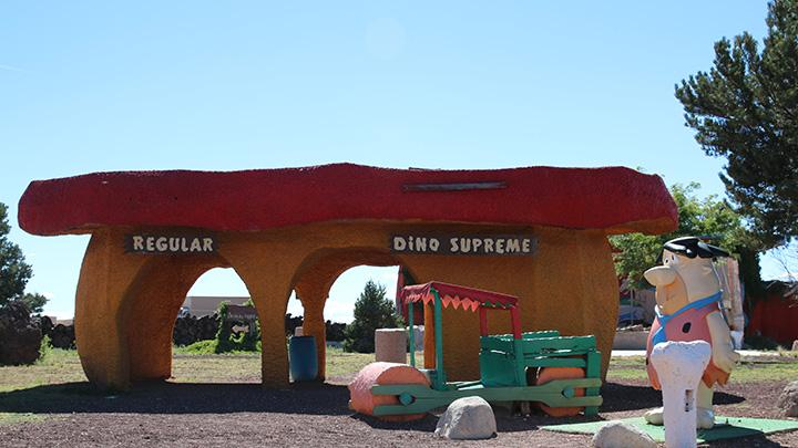 Flintstones Theme Park In Northern Arizona For Sale