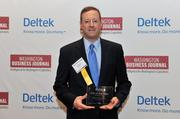 Winner of the Health/Biotech category, David Samuels, of Bioscan Inc.