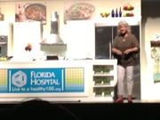 Celebrity Chef Paula Deen takes the stage at the Bob Carr Performing Arts Center.