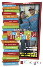 Diversity in Business honorees announced