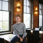 Restaurateur Ian Hall raises the 'steaks' in New Albany