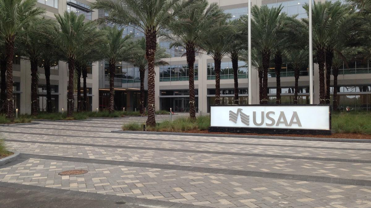 Usaa - Sneak Peek Inside United Services Automobile Association S New Crosstown Campus In Tampa Tampa Bay Business Journal