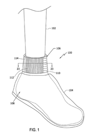 Nike patented apparel technology on May 30 that reduces drag.
