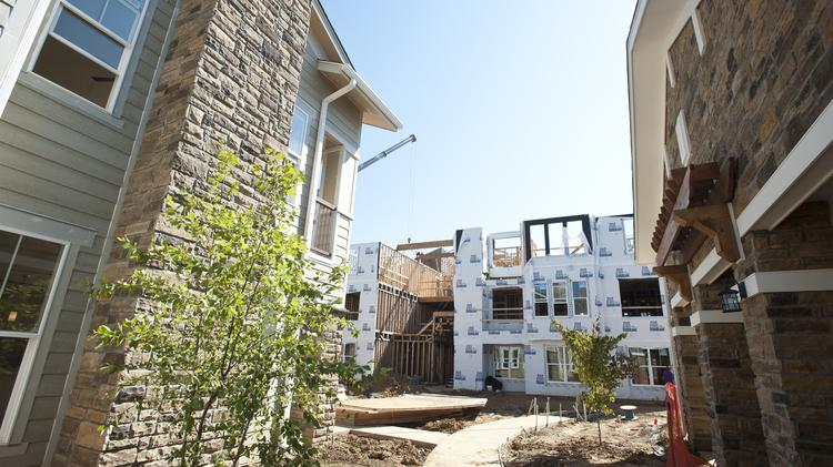 The Watermark at Hurstbourne apartment complex has a new owner.