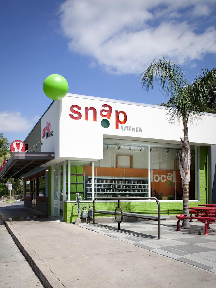 Austin-based Snap Kitchen said it will open two more locations in Houston, bringing its total to eight, as well as its first three stores in Dallas.