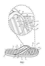 "Nike engineers know it as an ""article of footwear with a thong portion."" You and I know it as a flip-flop. The company patented a flip-flop on June 6 with tongue grooves designed to keep it from slipping off a foot."