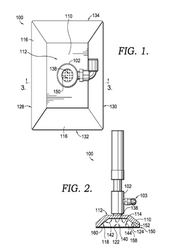 Nike recent patents include factory tools that automate shoe manufacturing, including this vacuum tool.