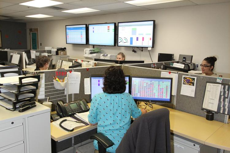 Presbyterian Hospital opened a bed management command center that automated the process of tracking which beds are being vacated and which are available at its hospitals. The system relies on nurses and staffers at the hospitals to enter information into the system when a patient is discharged or admitted.