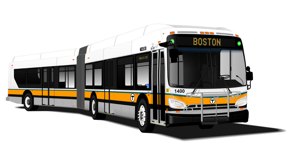 mbta to spend $53m on new diesel hybrid silver line buses - boston