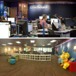 Coolest office spaces: Take a peek inside CrowdSource