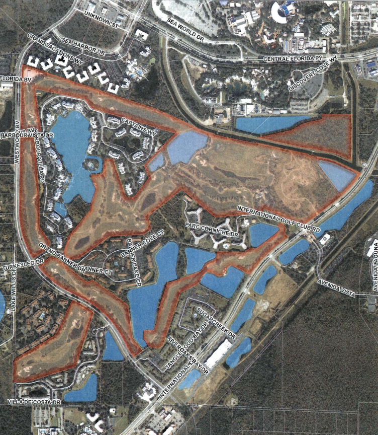 Meritage, Others To Build Homes Near SeaWorld, Disney, In