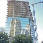 Crescent's 'sexy' $225M McKinney & Olive tower reaches new heights