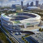 St. Louis may pony up $150M for NFL stadium
