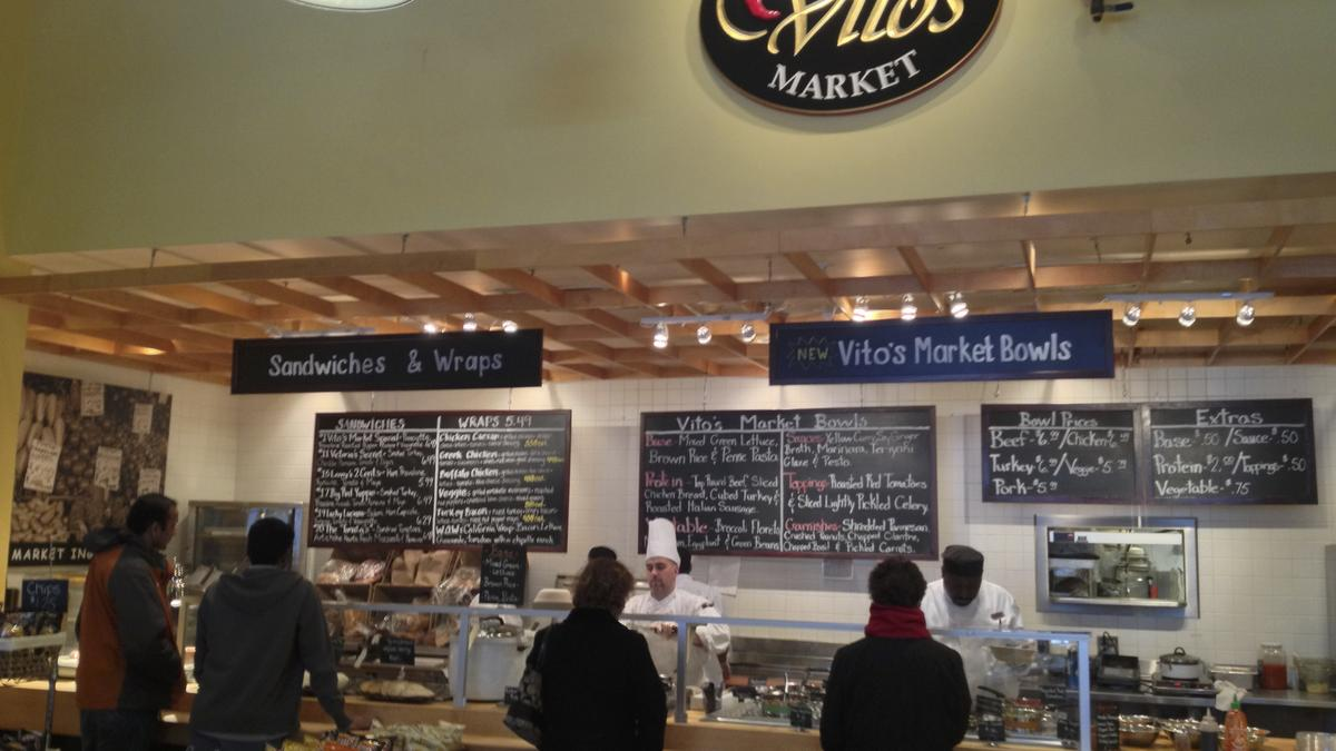 Vito's to close Key Center eatery on Oct  23 - Buffalo