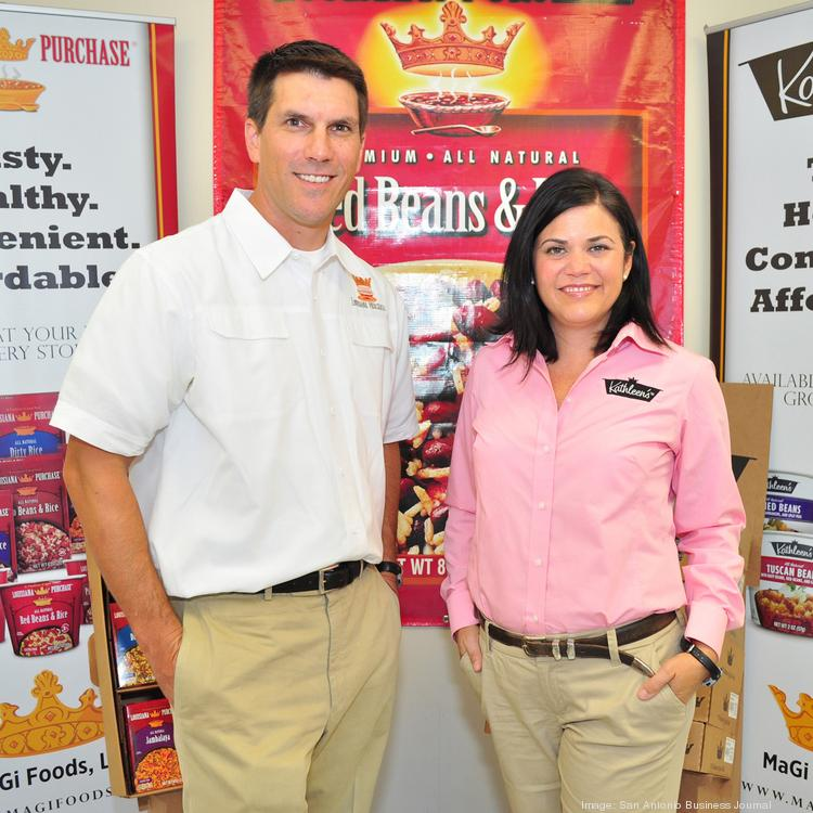 Kathleen and Matthew Mayes have grown MaGi Foods the old-fashioned way — with a lot of sweat equity.