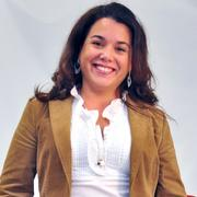 Magaly Chocano, the owner of Sweb Development & Sweb Apps