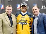 Georgia Swarm snags its second Thompson brother