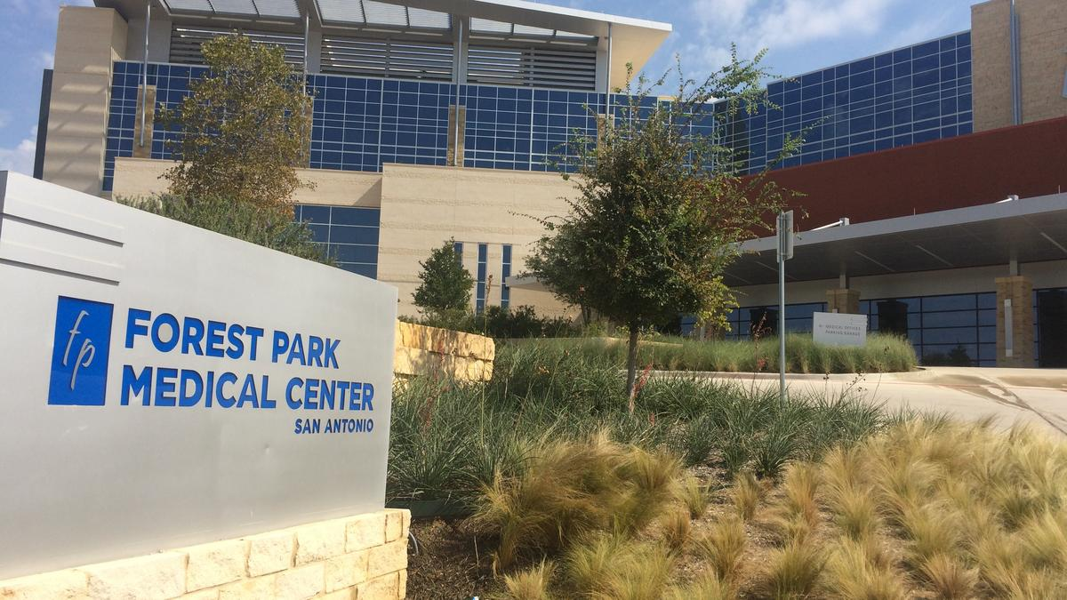 Forest Park Medical Center San Antonio Closure Cost City