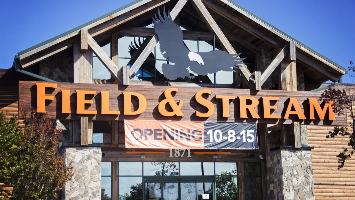 Field stream store part of dick 39 s sporting goods nyse for Field and stream fishing shirts