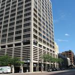 Downtown office to get expensive facelift
