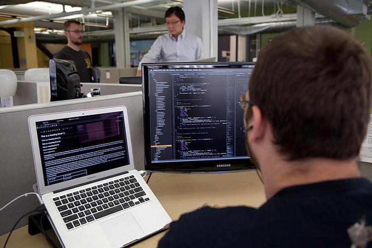 Software development is one of the highest paying occupations in Kansas City receiving an average hourly wage of $41.52.
