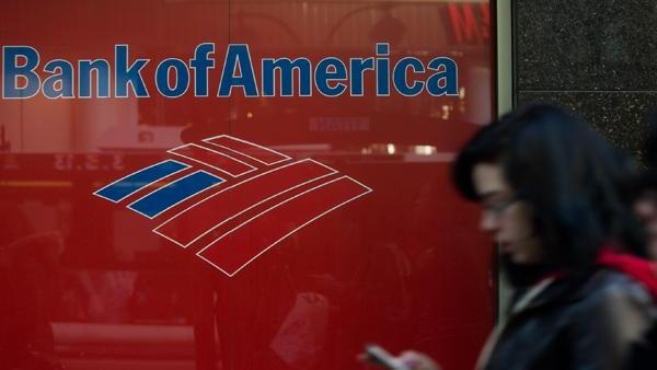 No. 2 - Bank of America