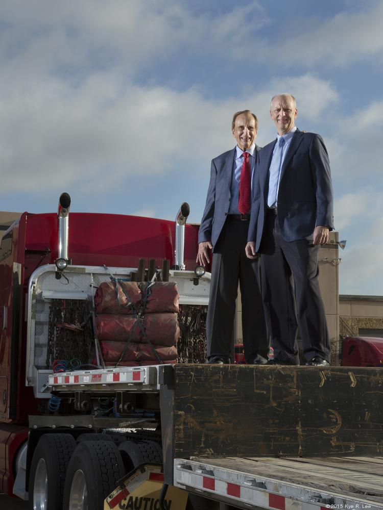 Merge ahead: Daseke Inc 's flatbed and specialty trucking