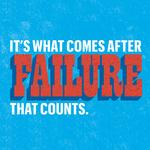 Lessons from Failure: What comes after is what counts