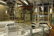 The largest blow-molding machine in the US.
