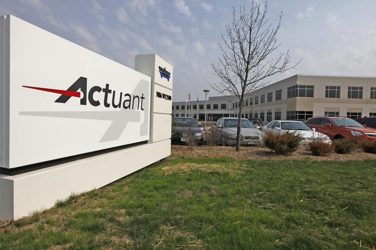 Actuant Corp. found a buyer for its electrical segment within five months of shopping the business.