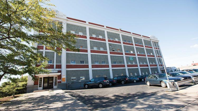 Garrett Leather will exit its Niagara Street building for a new site in Cheektowaga. Ciminelli Real Estate Corp. will buy and renovate the structure into apartments.