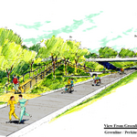 New East Memphis Greenline access point fully funded
