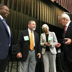 Blessing or curse? Eco-devo leaders in Lee, Chatham, Harnett and <strong>Moore</strong> counties talk benefits, challenges of being in the Research Triangle