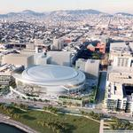 Financing, construction team lined up for $1 billion Warriors arena