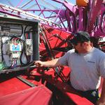 With N.C. State Fair set to open, inspectors work to ensure ride safety